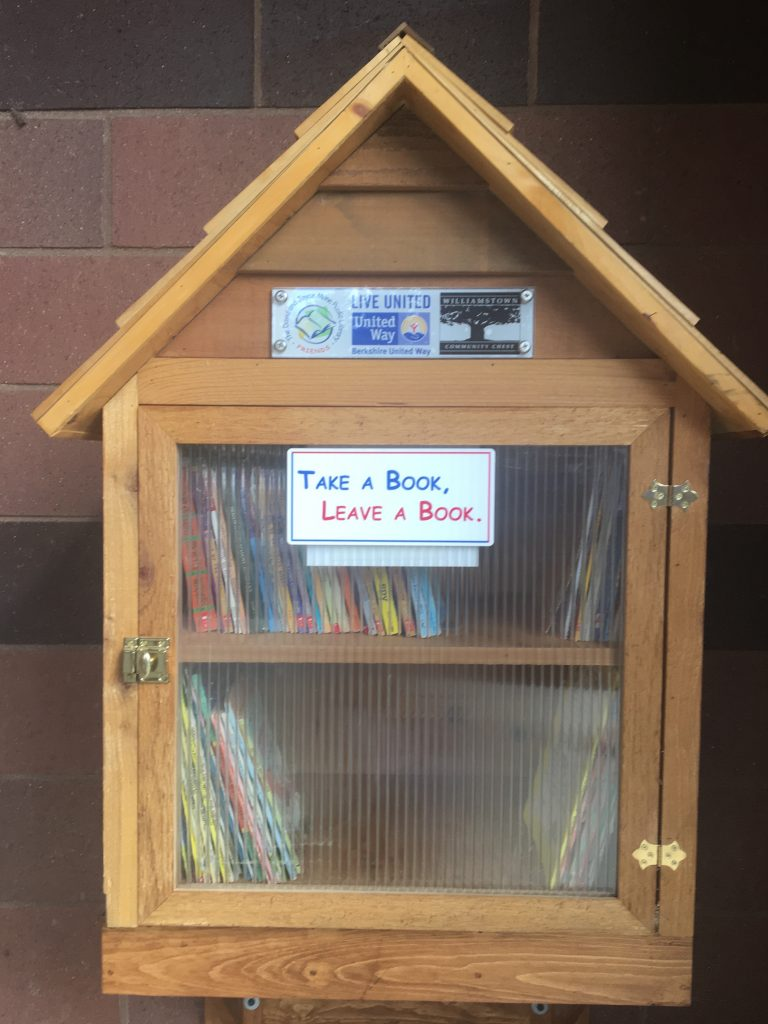Young Readers: Take a Book, Leave a Book