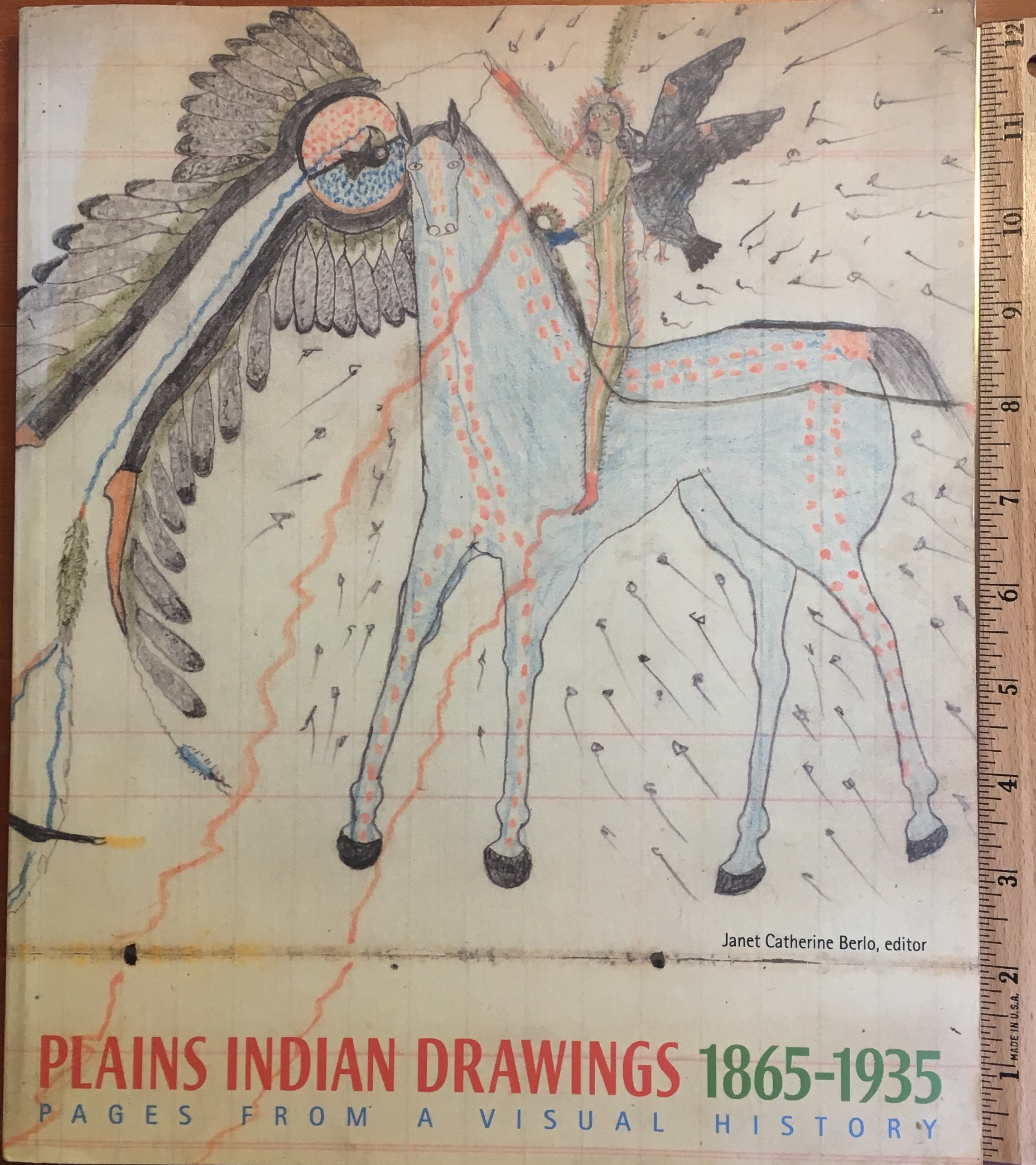 Plains Indian Drawings