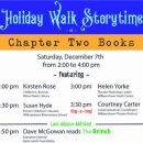 Holiday Walk Storytime Dec 7