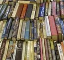 Used Book Overstock Sale Jan 24-25
